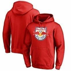 MLS New York Red Bulls 3D Hoodie V1