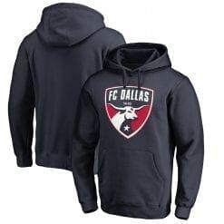 MLS FC Dallas 3D Hoodie V1