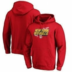 MLS New York Red Bulls 3D Hoodie V3