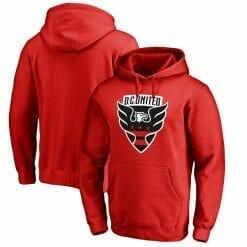 MLS DC United 3D Hoodie V4