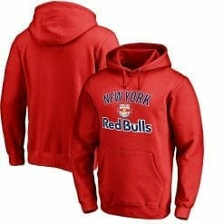 MLS New York Red Bulls 3D Hoodie V4