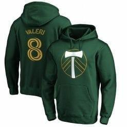 MLS Portland Timbers 3D Hoodie V4