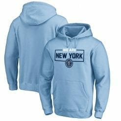 MLS New York City FC 3D Hoodie V5