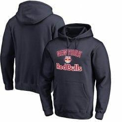 MLS New York Red Bulls 3D Hoodie V5