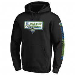 MLS Seattle Sounders FC 3D Hoodie V1