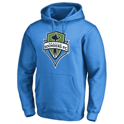 MLS Seattle Sounders FC 3D Hoodie V5