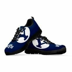 NCAA BYU Cougars Running Shoes