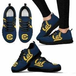 NCAA Cal Bears Running Shoes