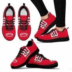 NCAA Boston University Running Shoes