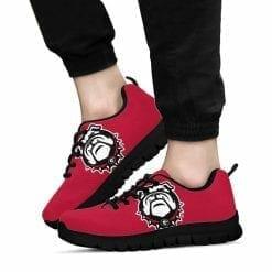 NCAA Georgia Bulldogs Running Shoes
