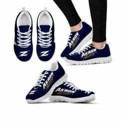 NCAA Akron Zips Running Shoes