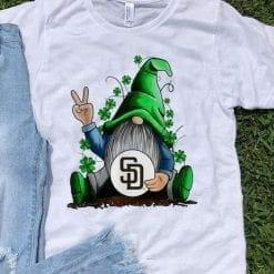 MLB Diego Padres T-Shirt Gnomes Hug