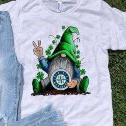 MLB Seattle Mariners T-Shirt Gnomes Hug