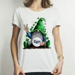 MLB Tampa Bay Rays T-Shirt Gnomes Hug