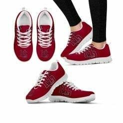 NCAA Hampden-Sydney College Tigers Running Shoes