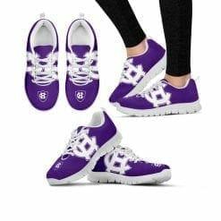 NCAA Holy Cross Crusaders Running Shoes
