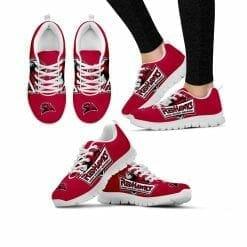 NCAA Indiana University Northwest Red Hawks Running Shoes