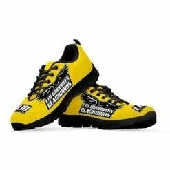 NCAA LIU Brooklyn Blackbirds Running Shoes