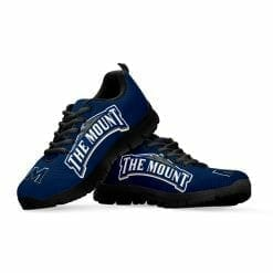 NCAA Mount St. Mary's Mountaineers Running Shoes