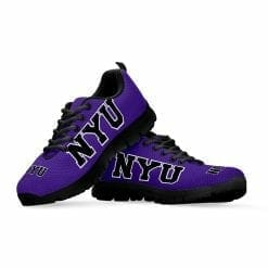 NCAA NYU Violets Running Shoes
