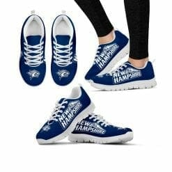 NCAA New Hampshire Wildcats Running Shoes