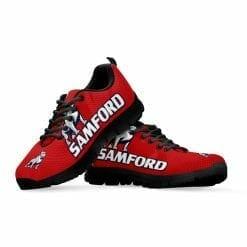 NCAA Samford Bulldogs Running Shoes
