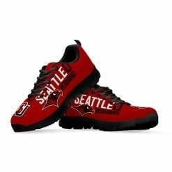NCAA Seattle Redhawks Running Shoes