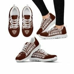 NCAA St. Bonaventure Bonnies Running Shoes