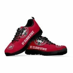 NCAA St. Cloud State Huskies Running Shoes