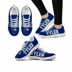 NCAA Texas Tyler Patriots Running Shoes