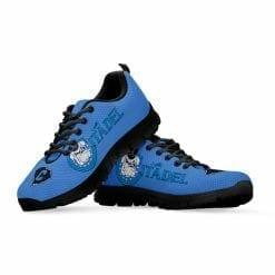NCAA The Citadel Bulldogs Running Shoes