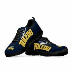 NCAA Toledo Rockets Running Shoes