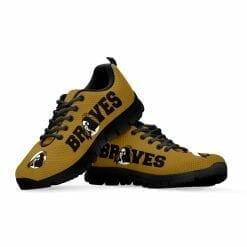 NCAA University of North Carolina at Pembroke Braves Running Shoes