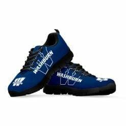 NCAA Washburn Ichabods Running Shoes