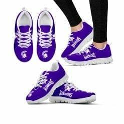 NCAA Winona State Warriors Running Shoes