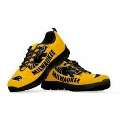 NCAA Wisconsin-Milwaukee Panthers Running Shoes