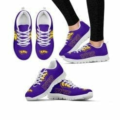 NCAA Wisconsin-Stevens Point Pointers Running Shoes