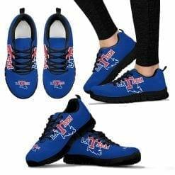 NCAA Louisiana Tech Bulldogs Running Shoes