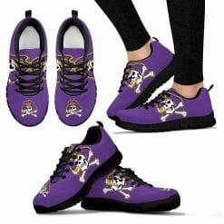 NCAA ECU Pirates Running Shoes