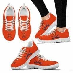 NCAA Virginia Cavaliers Running Shoes