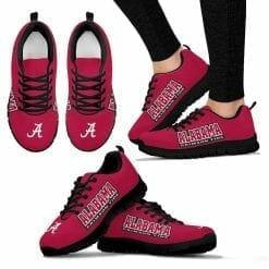 NCAA Alabama Crimson Tide Running Shoes