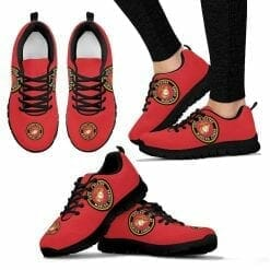 NCAA United States Marine Corps Running Shoes