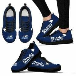 NCAA Nova Southeastern Sharks Running Shoes