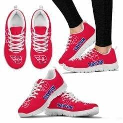 NCAA Dayton Flyers Running Shoes