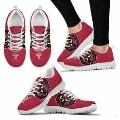 NCAA Temple Owls Running Shoes