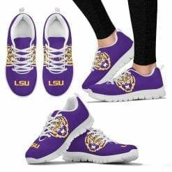 NCAA LSU Tigers Running Shoes