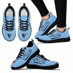 NCAA Maine Black Bears Running Shoes
