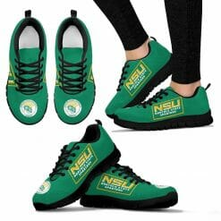 NCAA Norfolk State Spartans Running Shoes