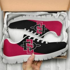 NCAA San Diego State Aztecs Running Shoes