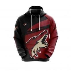 NHL Arizona Coyotes 3D Hoodie V1